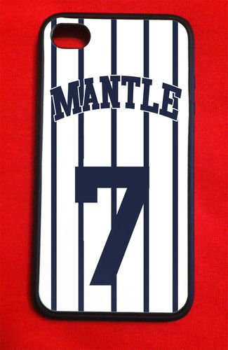 Mickey Mantle New York Yankees Iphone 4/4S Case at Amazon.com