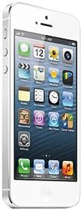 Apple 16GB Sim Free iPhone 5 - White