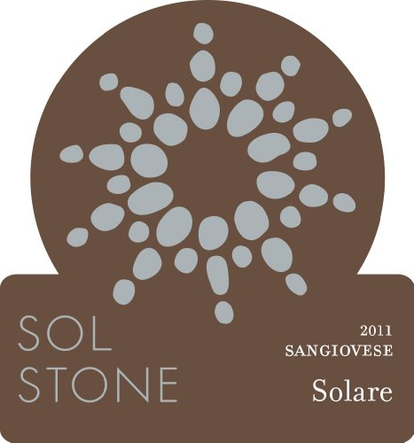 2011 Sol Stone 'Solare' Sangiovese, Columbia Valley 750 Ml