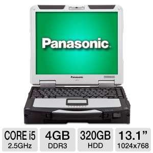 "Panasonic Toughbook CF-31JCGAX1M 13.1"" Notebook - Intel Core i5 i5-2520M 2.50 GHz - Magnesium Alloy"