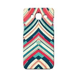 BLUEDIO Designer 3D Printed Back case cover for Samsung Galaxy A7 - G2324