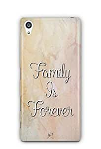 YuBingo Family is Forever Designer Mobile Case Back Cover for Sony Xperia Z5 Plus