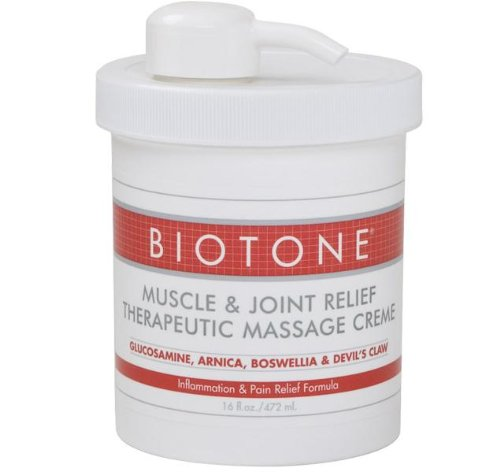 New BIOTONE® Muscle & Joint Therapeutic Massage