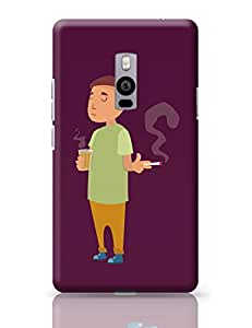 PosterGuy OnePlus Two Cover Chai Sutta