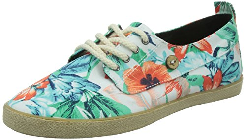 Faguo  Fig,  Sneaker donna Multicolore Multicolore (Imprimé Floral) 41