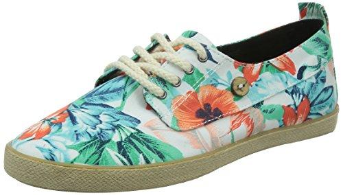 Faguo  Fig,  Sneaker donna Multicolore Multicolore (Imprimé Floral) 41