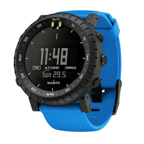 Suunto Core Crush Altimeter Watch Blue Crush, One Size