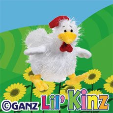 Lil'Kinz - Chicken (Webkinz Chicken compare prices)