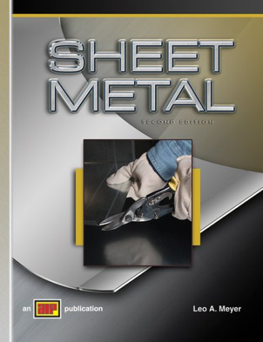 Sheet Metal - Amer Technical Pub - AT-1910 - ISBN: 0826919103 - ISBN-13: 9780826919106