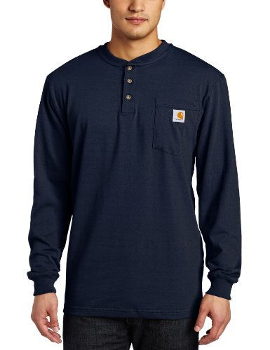 Carhartt Men's Big & Tall Workwear Pocket LS