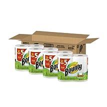 Bounty Paper Towels 8 Huge Rolls