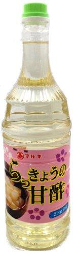 川上酢店 らっきょうの甘酢 1.8L