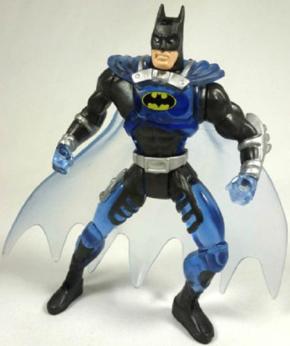 Batman Total Justice Exclusive Mail Away Batman Figure - 1
