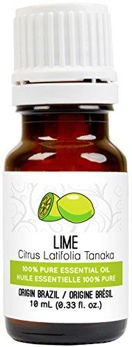 Lime Essential Oil 10 ml