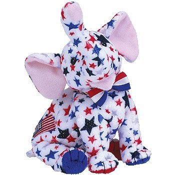 Ty Beanie Babies - Righty 2004 the Elephant - 1