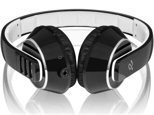 Aluratek 【内蔵マイク付きワイヤレスステレオヘッドホン】 Bluetoothステレオヘッドホン ABH01F