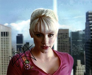 BRYCE DALLAS HOWARD (Spider-Man 3) 8x10 Female Celebrity Photo Signed