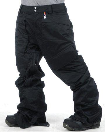 Volcom Dose Pant - Color:Black - Talla:S - 2013