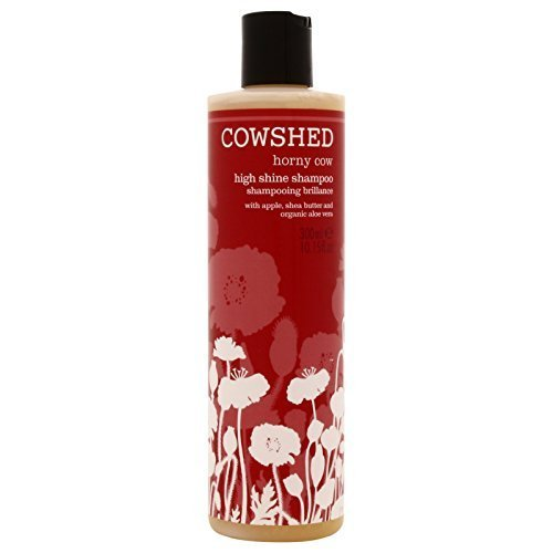 Cowshed Horny Cow High Shine Shampoo 300ml by Cowshed