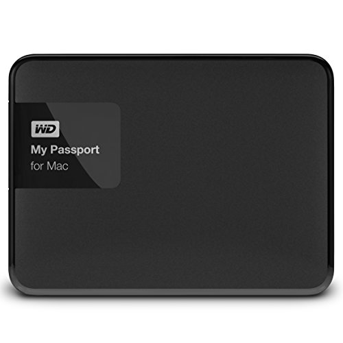 WD ポータブルHDD My Passport Ultra 2TB 3年保証 USB 3.0 暗号化 パスワード保護 ブラック WDBBKD0020BBK-PESN