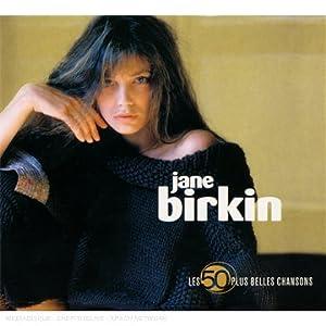 Les 50 Plus Belles Chansons : Jane Birkin (Coffret 3 CD)