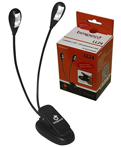 Bespeco LL24 LED-Lampe für Notenpult