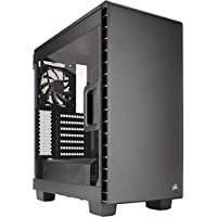 Corsair 400C Black ATX Mid Tower Computer Case Chassis and USB 3.0