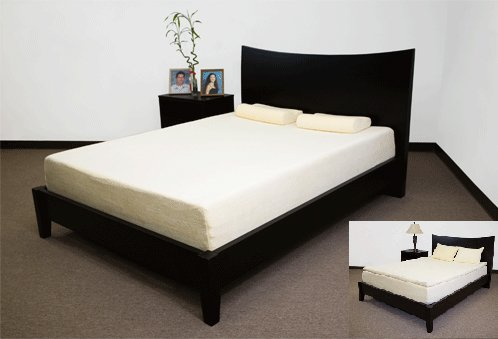 affordable 10 Inch Eastern King Memory Foam Mattress 20