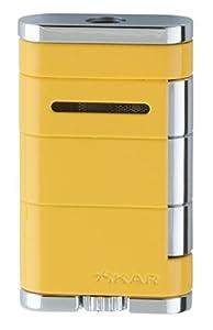 Xikar Allume Single Jet Yellow Lighter