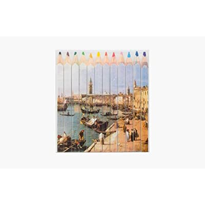 Canaletto Colouring Pencils