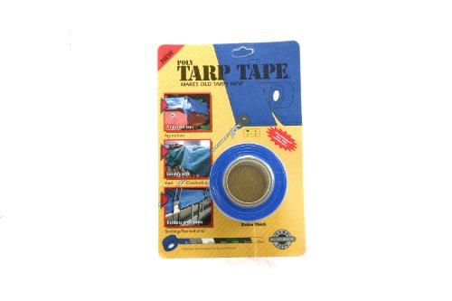 Tarp Tape TB-35 2-Inch Tarp Tape BlueB0000AXRMU : image