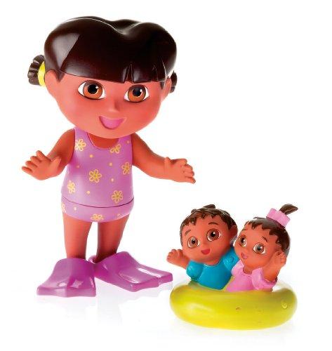 Fisher-Price Splash Around Dora and Twins - 1
