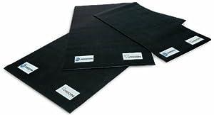 Horizon Fitness Unterlegmatte für Halbliege-Ergometer, Elliptical Ergometer und Laufbänder, 100 X 200 cm, 100729