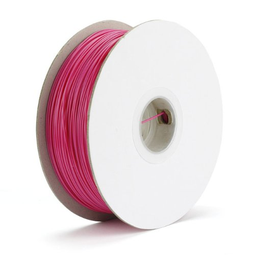 Barsoom Pink 1.75mm 2.6lbs/1.2kg Natural PLA 3D Filament on Spool for MakerBot RepRap MakerGear Solidoodle Ultimaker & Up! 3D Printer