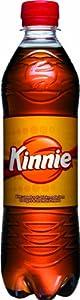 Kinnie Original Orange and Herbal Flavour Soft Drink 500 ml (Pack of 12)