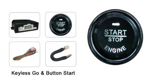 Kfz Startknopf Motorstart Keyless Start Motorknopf Auto AL7