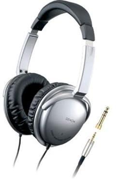 DENON ステレオヘッドフォン シルバー AH-D1000-S
