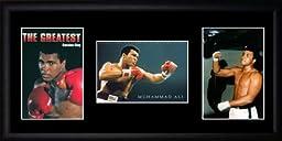 Muhammad Ali Framed Photographs