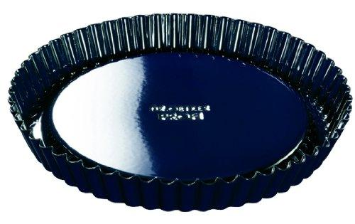 Dr. Oekter 2370 Pro Series Flan Tart Pan, 11-inch