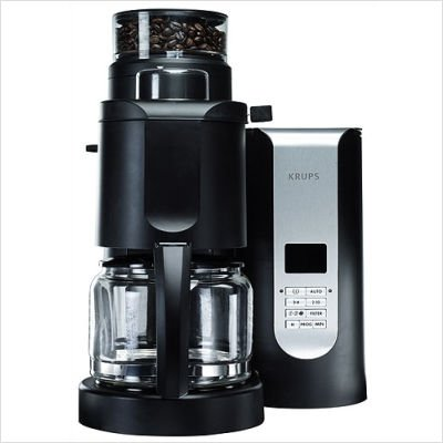 KM7000 Coffee Grinder & Brewer (10 cups)