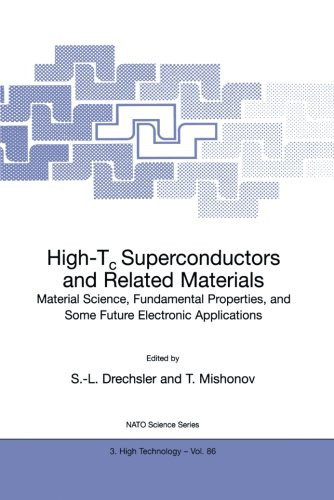 High-Tc Superconductors and Related Materials (Nato Science Partnership Subseries: 3)
