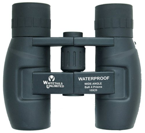 Pentax Whitetails Unlimited 10X25 Dcf Wp Binoculars