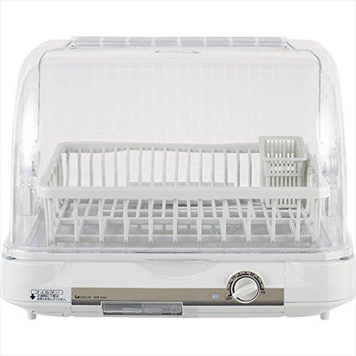 コイズミ 食器乾燥器 【食器乾燥機 コンパクト おしゃれ 食洗器 6人分 時短 低騒音設計】