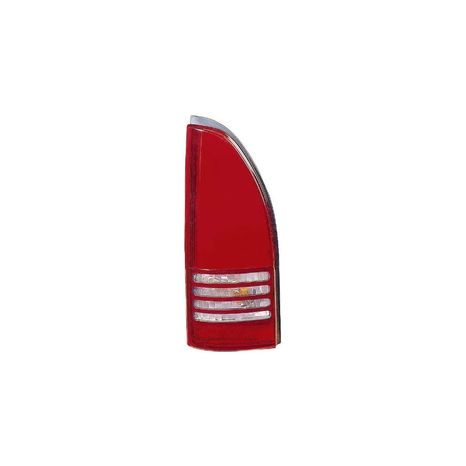 Depo 315 1910L AS Nissan Quest Driver Side Replacement Taillight Assembly