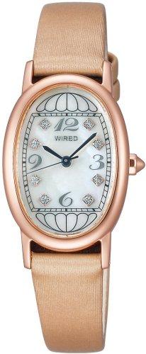 WIRED f × Rinka (ワイアード エフ × リンカ) AGEK029 腕時計 レディース