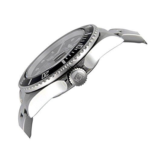 Invicta Herren-Armbanduhr XL Automatik Edelstahl 8926 OB 7