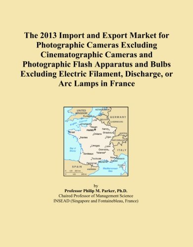 The 2013 Import And Export Market For Photographic Cameras Excluding Cinematographic Cameras And Photographic Flash Apparatus And Bulbs Excluding Electric Filament, Discharge, Or Arc Lamps In France
