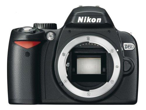 Nikon D60 (Body Only)