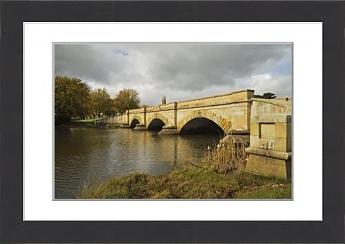 framed-print-of-ross-bridge-and-macquarie-river-ross-tasmania-australia-pacific