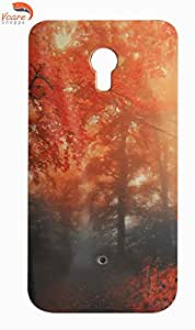 Vcare Shoppe Printed Back case cover for Moto G Turbo Edition